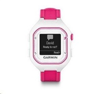 Garmin Forerunner 25, SM, White/Pink, GPS, EU