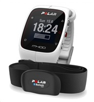 Polar M400, HR white