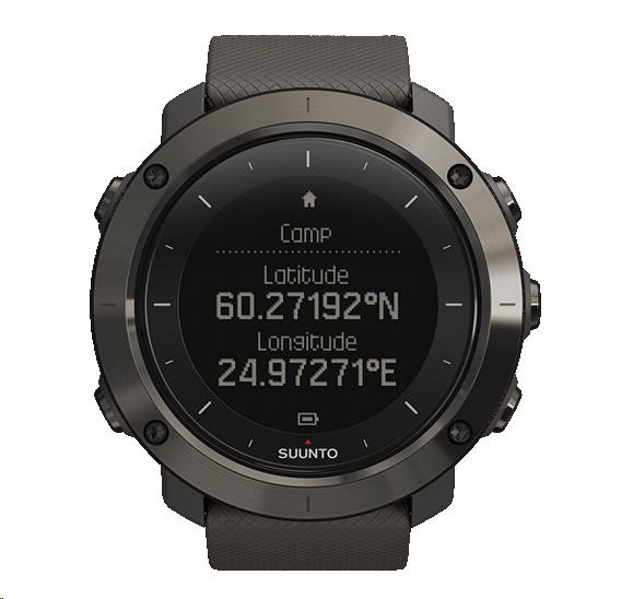 Suunto Traverse - graphite