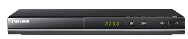 SAMSUNG DVD-D530 DVD přehrávač, DVD±R/RW, DVD+R DL, CD-R/RW, MP3, JPEG, DivX