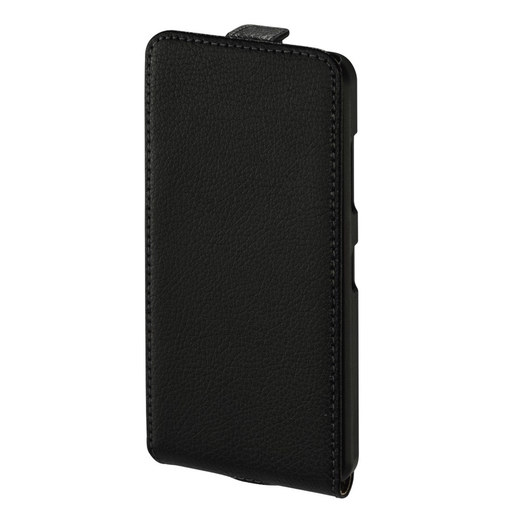 Hama Smart Case Flap Case for Microsoft Lumia 550, black