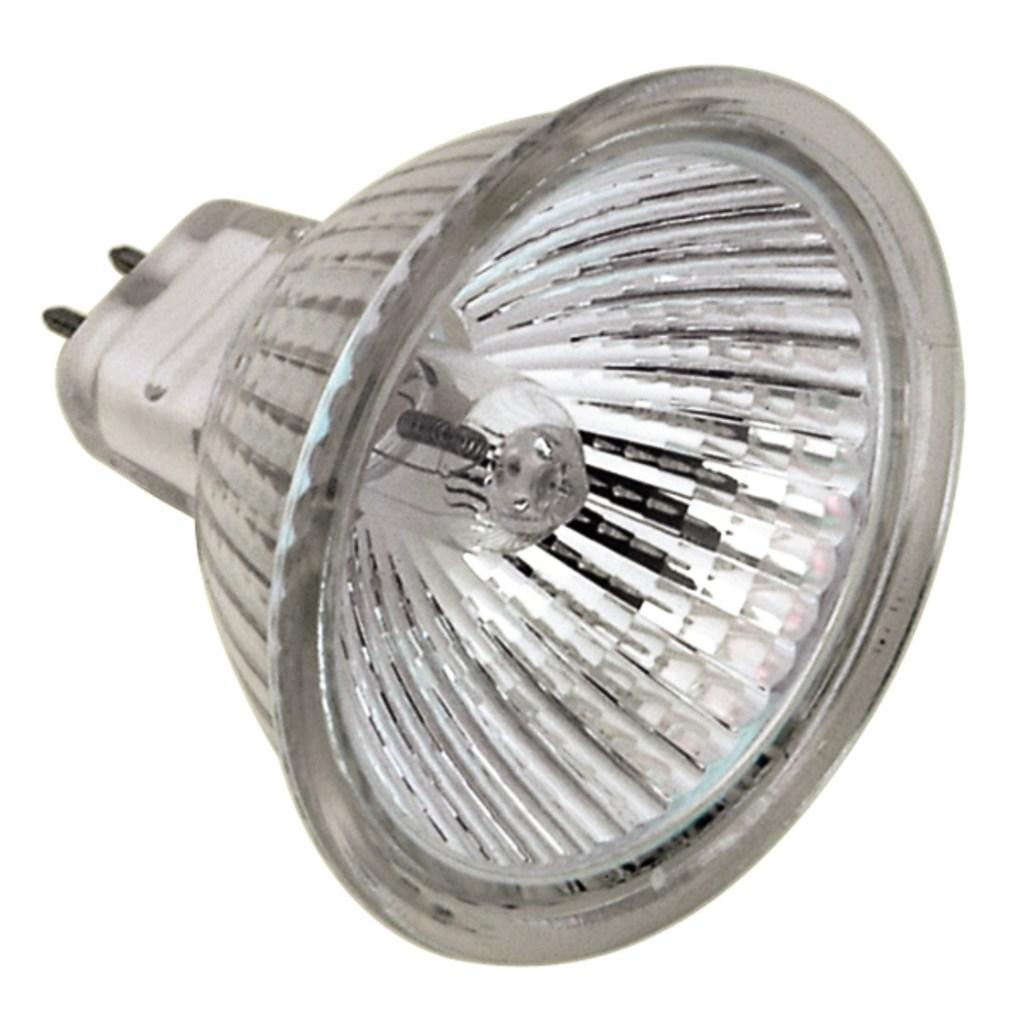 Xavax LV Halogen Reflector Bulb, 20W, GU5,3, MR16, warm white