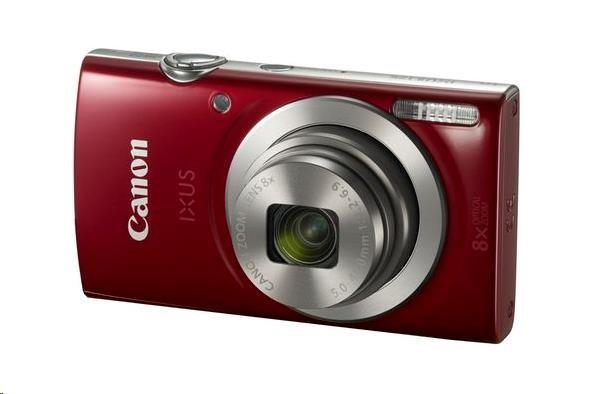 Canon IXUS 175 červený