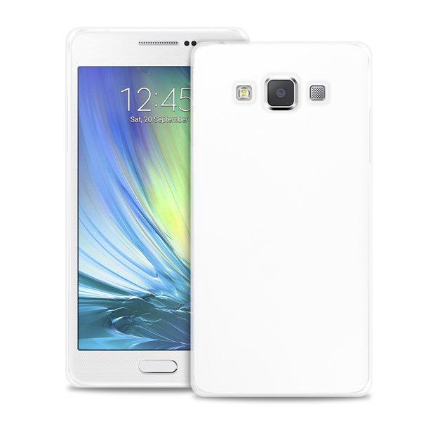 """Puro zadní kryt pro Samsung Galaxy A3 ULTRA-SLIM """"0.3"""" s fólií na displej, transparentní"""