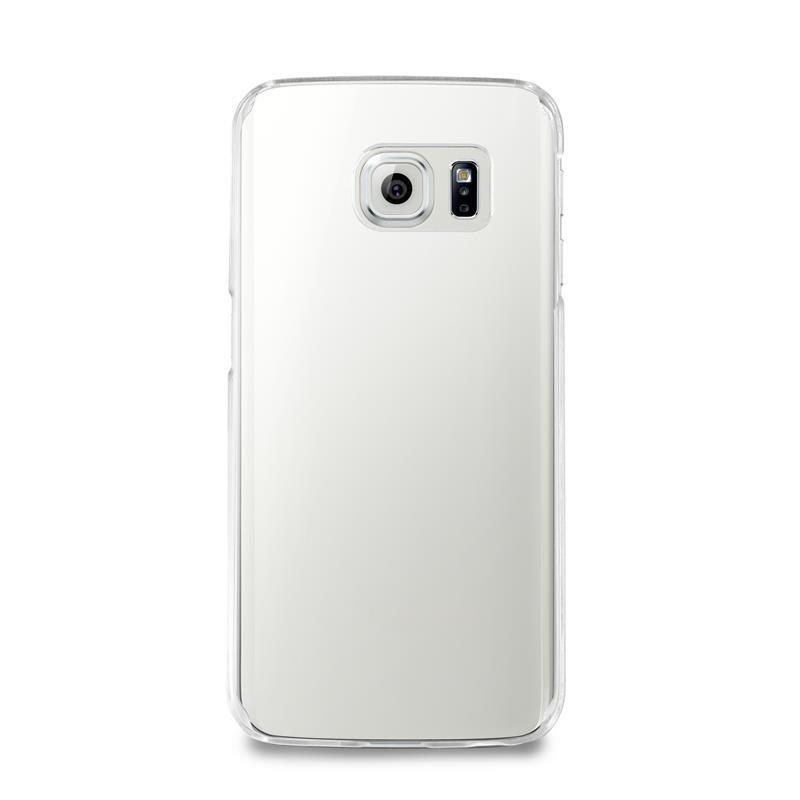 Puro zadní kryt Crystal pro Samsung Galaxy S6, transparentní