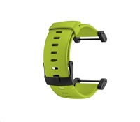 Suunto Core Crush Lime Rubber Strap