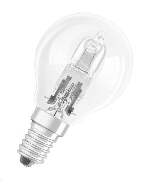 """OSRAM Halogenová žárovka CL P """"kapka"""" 64542 30W, E14"""