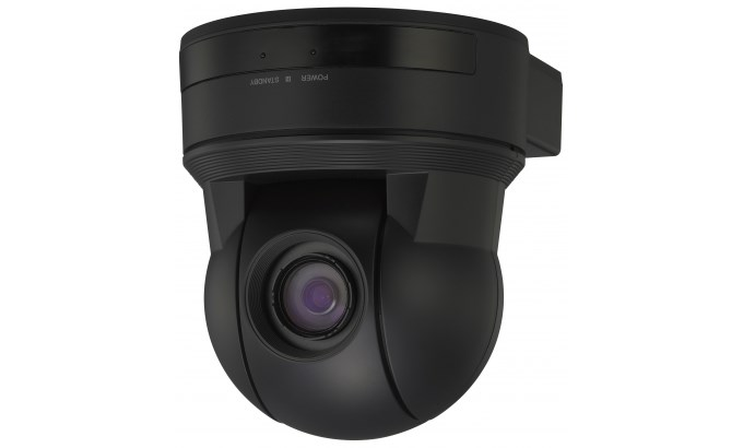 "Sony PTZ kamera, 28x Optical and 12x Digital zoom PTZ NTSC Video Camara (White) with 1/4"" CCD Image Sensor"