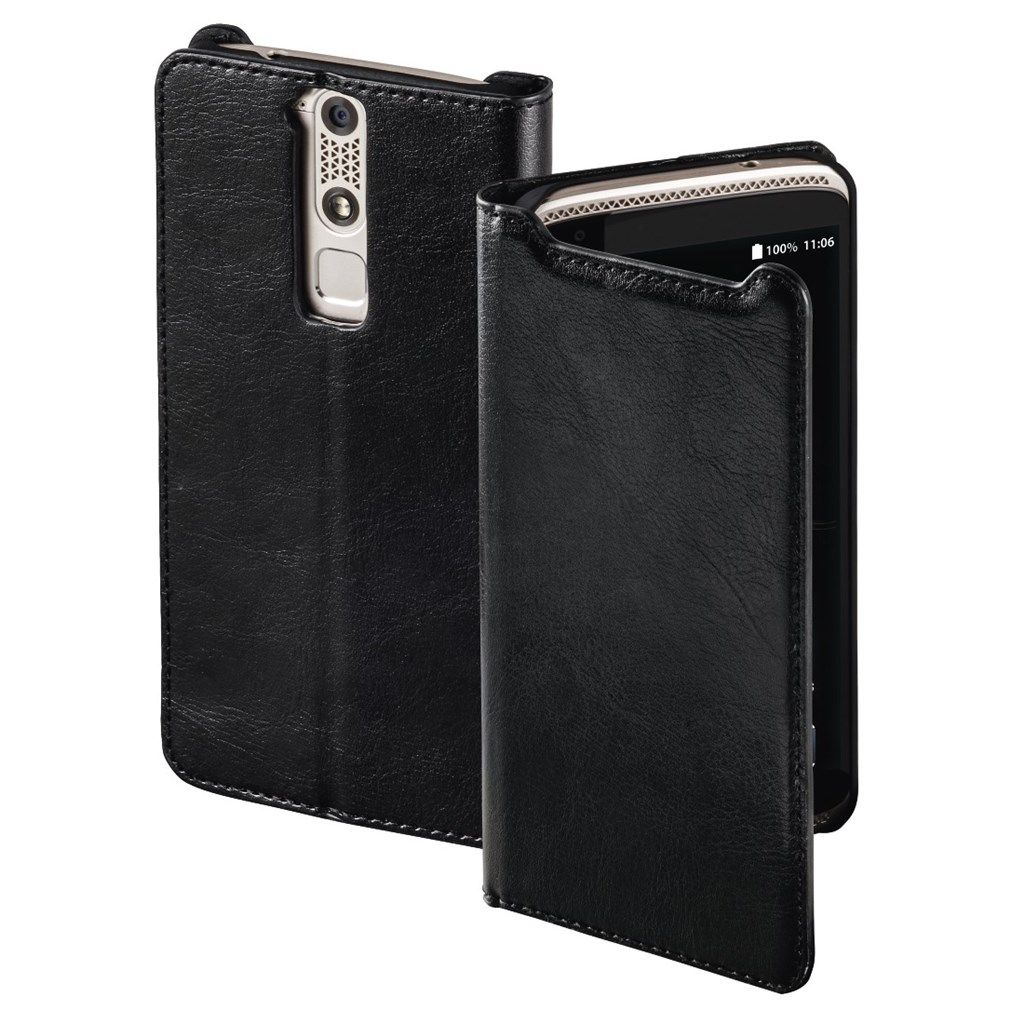 Hama Single Booklet Case for ZTE Axon mini, black