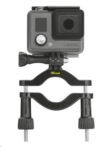 TRUST spona pro kameru na řídítka Handle Bar Mount For Action Cameras