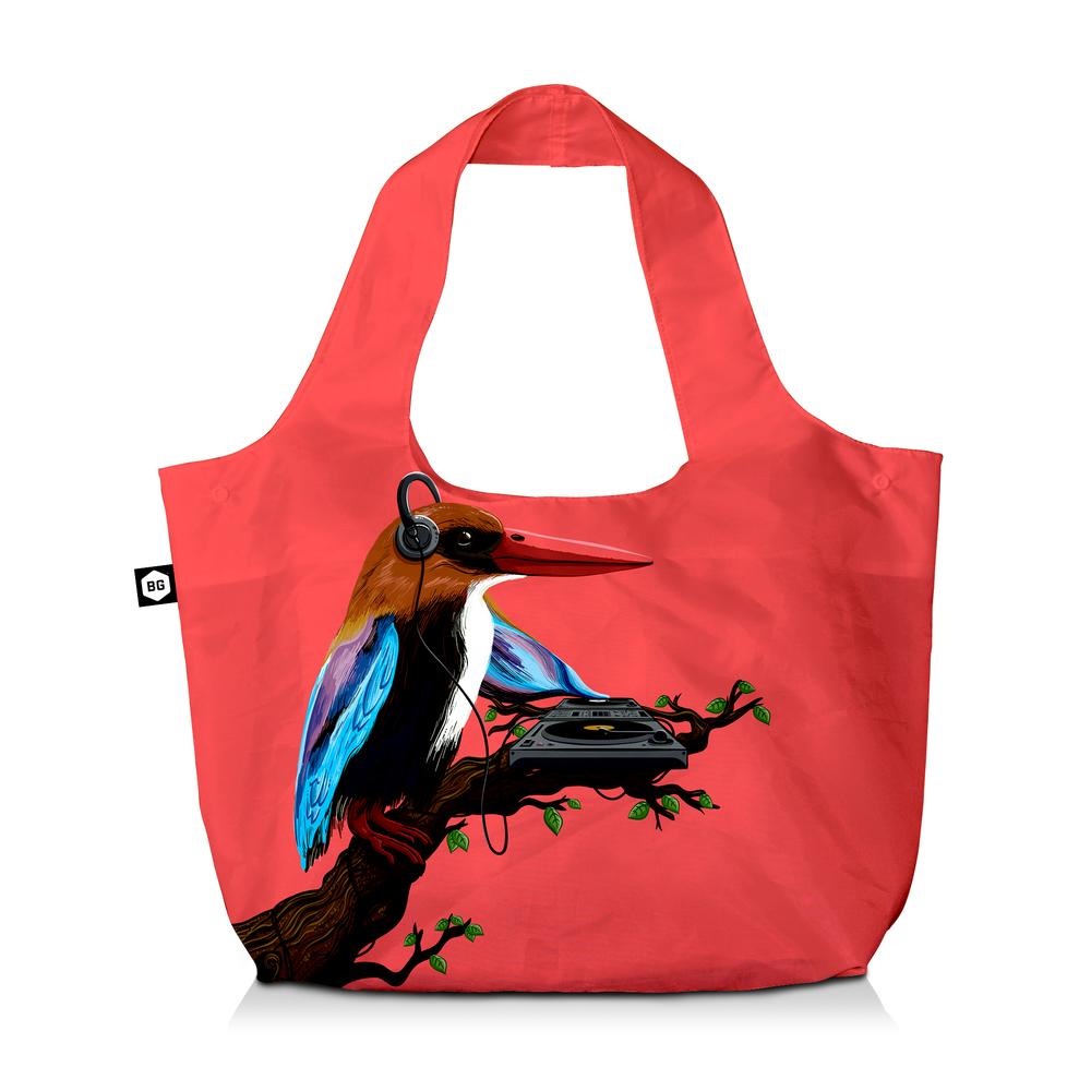 BG Berlin Eco Bag Tropical Sounds