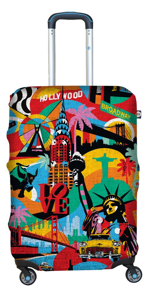 BG Berlin Hug Cover Lobo L America