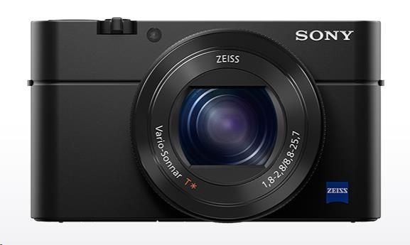SONY DSC-RX100 IV Cyber-Shot černý