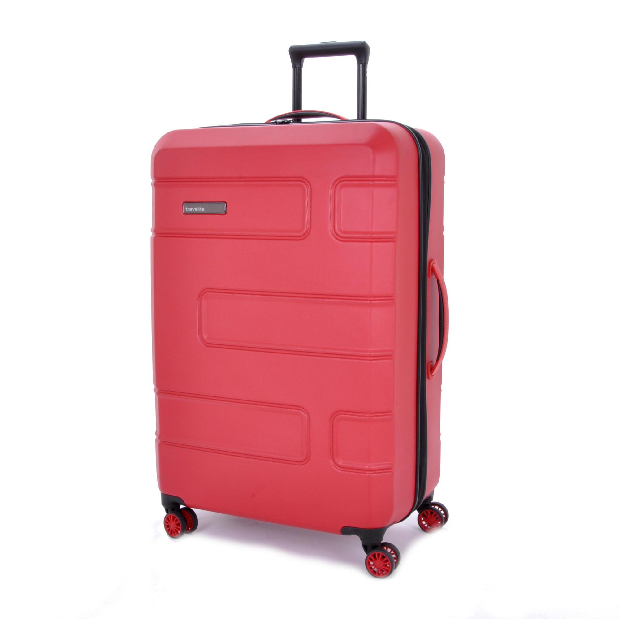Travelite Move 4w L Red