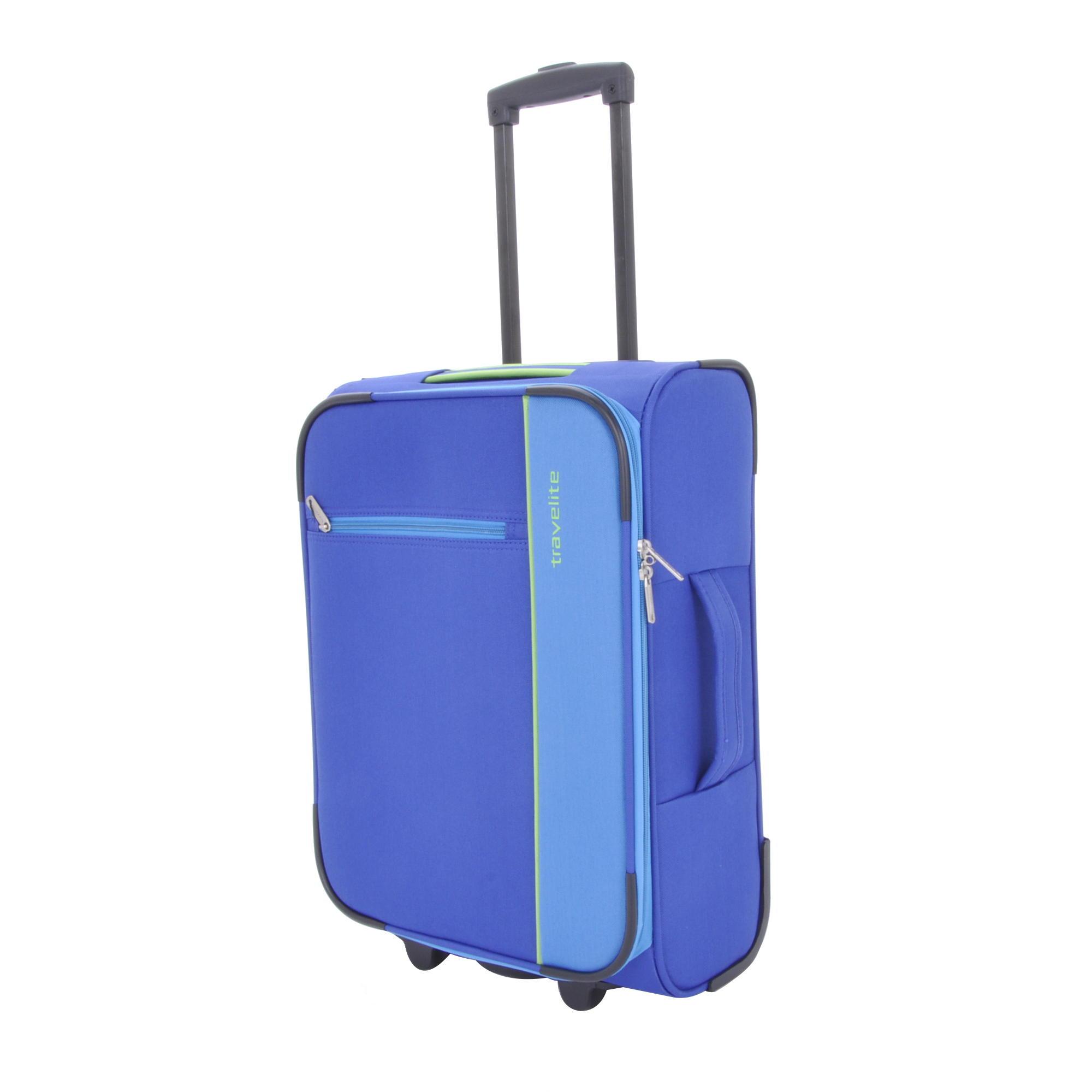 Travelite Portofino 2w S Blue/royal/green