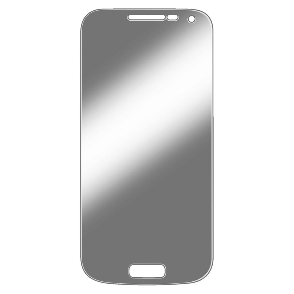 Hama Screen Protector for Samsung Galaxy S4 mini, 2 pieces