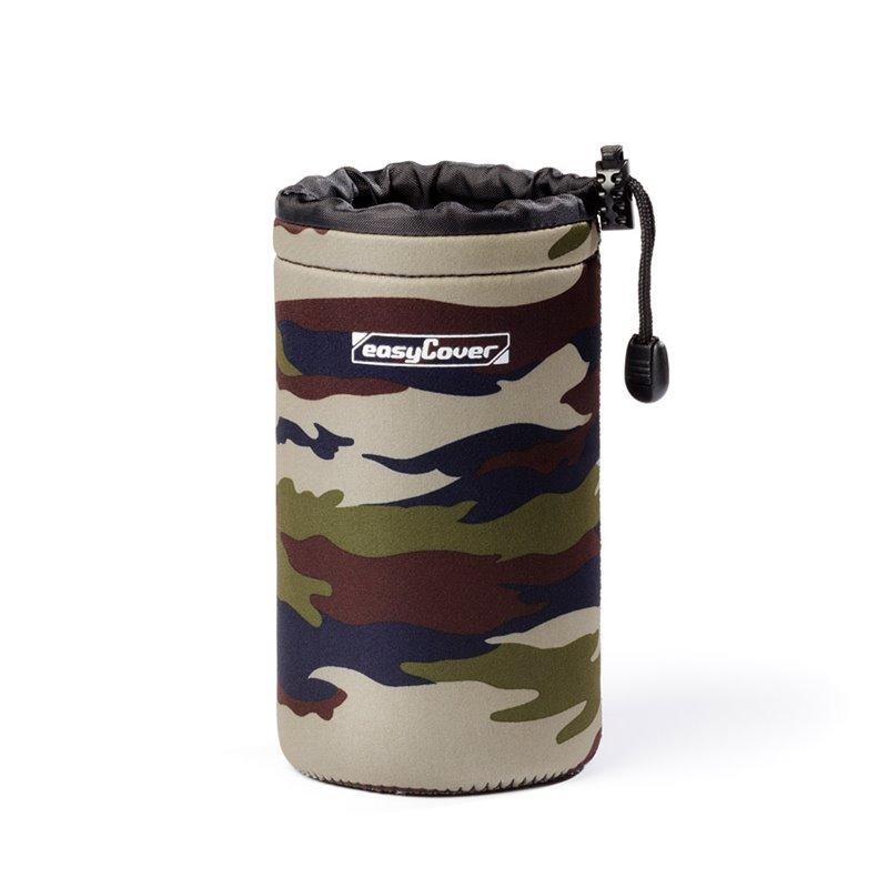 Easy Cover neoprénový obal na objektiv XL - Camouflage
