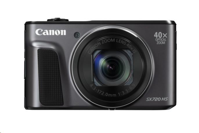 Canon PowerShot SX720 HS černý