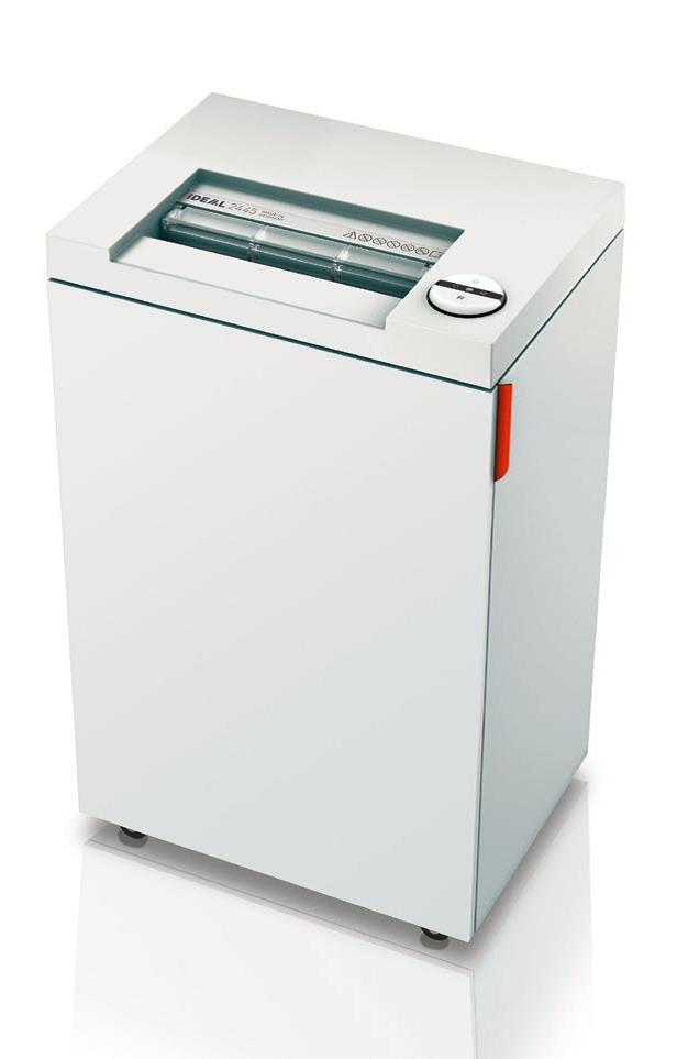 Skartovací stroj Ideal 2445CC - 4x40mm