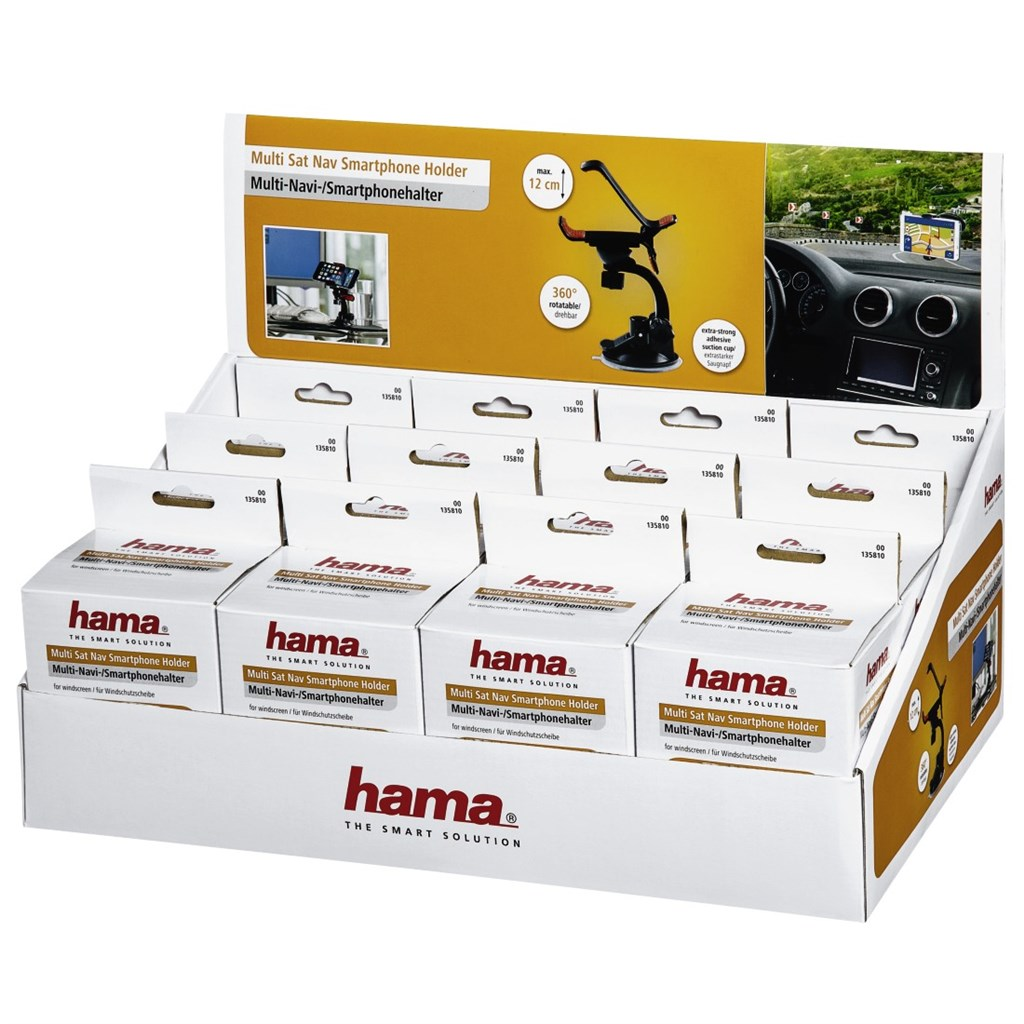 Hama Multi držák pro mobily a navigace
