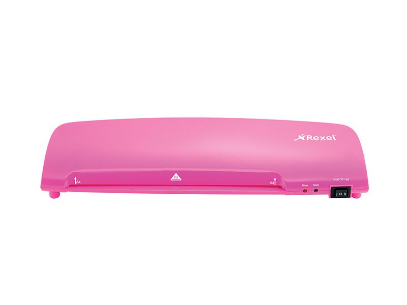 Rexel Joy A4 růžový