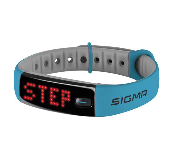 Sigma Activo modrá