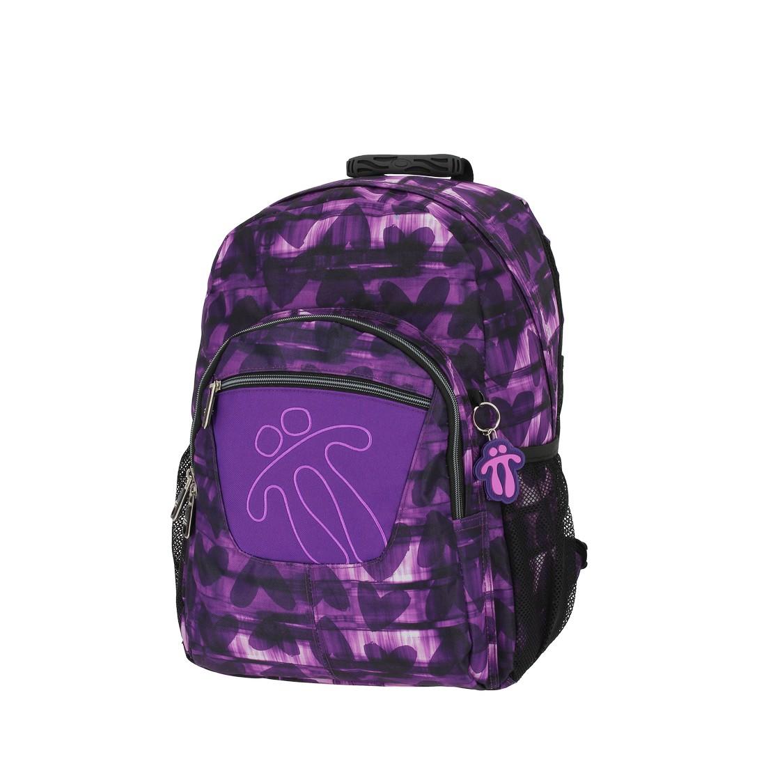 Totto Acuareles Purple Hearts