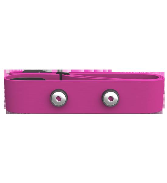 Polar hrudní popruh M - XXL Soft růžový s elektrodami k vysílačům typu WearLink