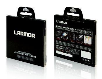 Larmor ochranné sklo 0,3mm na displej pro FujiFilm X-T10