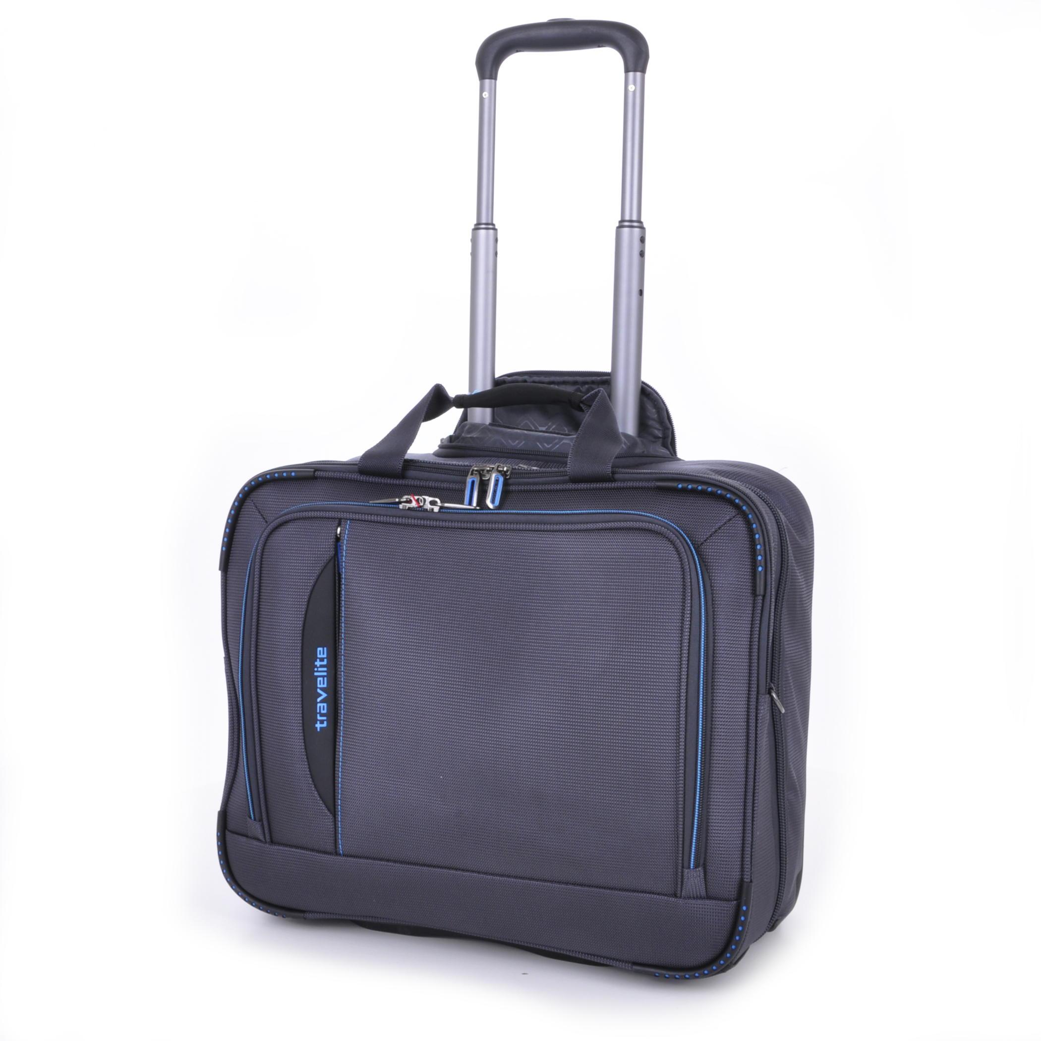Travelite CrossLITE Business Wheeler Anthracite