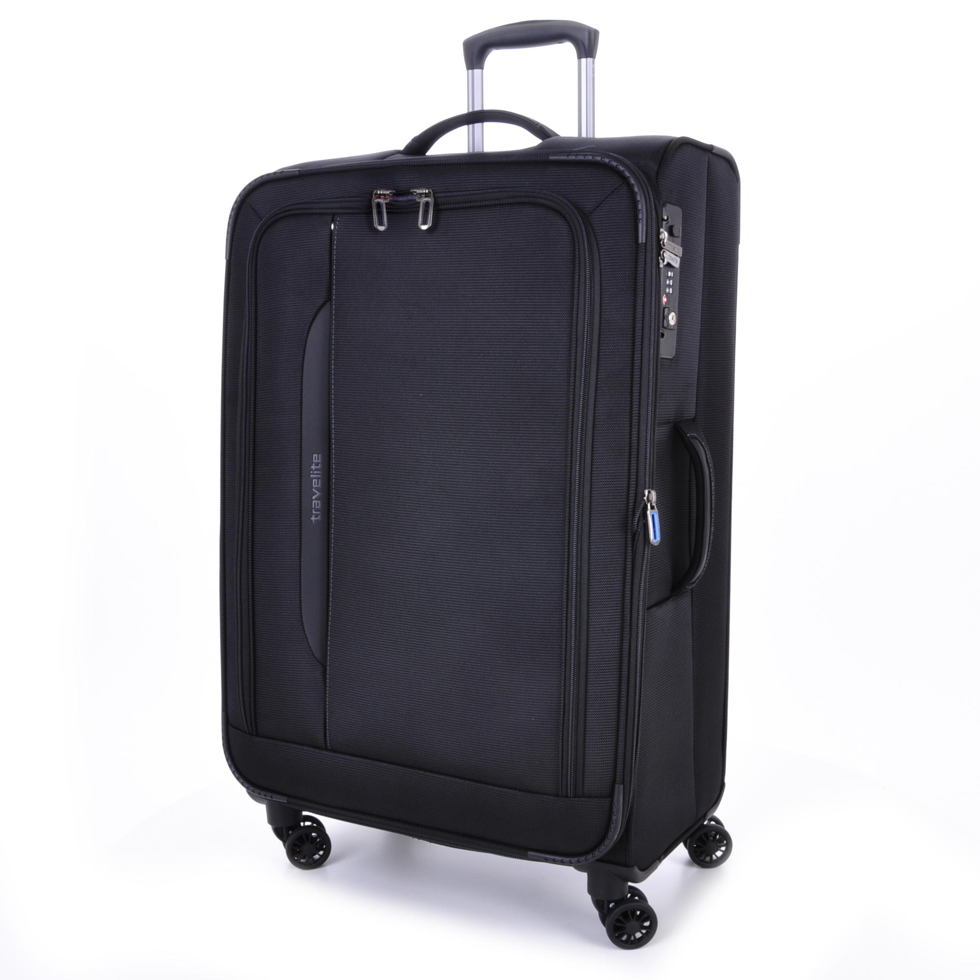 Travelite CrossLITE 4w L Black