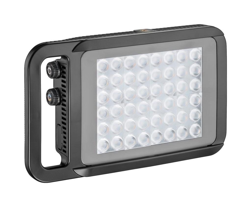 Manfrotto MLL1300-BI, LED světlo LYKOS Bicolor 1500lux@1m, CRI93, 5600K/3000K, Dim