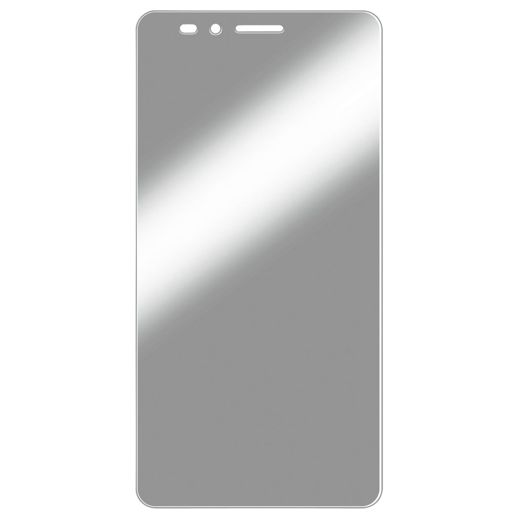 Hama Crystal Clear Screen Protector for Huawei Honor 5X, 2 pieces