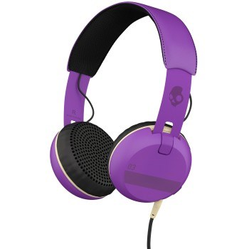 Skullcandy Grind Purple/Black Mic1