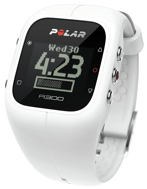 Polar A300 bez HR bílá