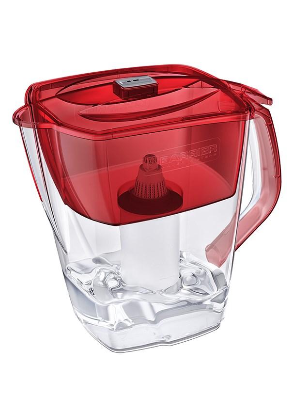 BARRIER Grand Neo filtrační konvice na vodu, červená