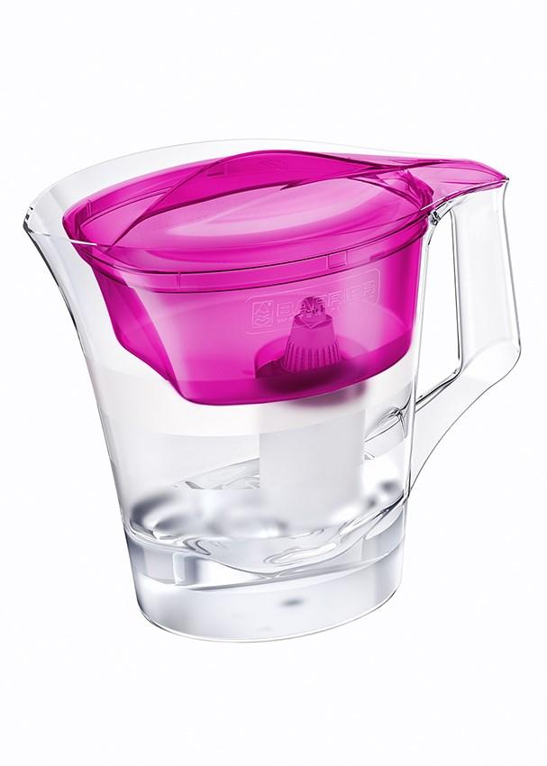 BARRIER Twist filtrační konvice na vodu, fialová