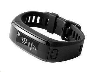 Garmin monitorovací náramek vivosmart Optic Black (vel XL)