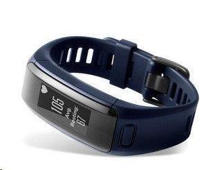 Garmin monitorovací náramek vivosmart Optic Blue (vel.L)