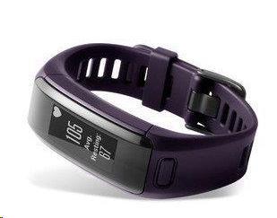 Garmin monitorovací náramek vivosmart Optic Purple (vel.L)