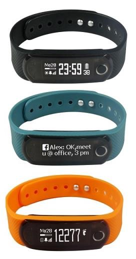 i-gotU Bluetooth Smart fitness náramek Q-Band Q-62