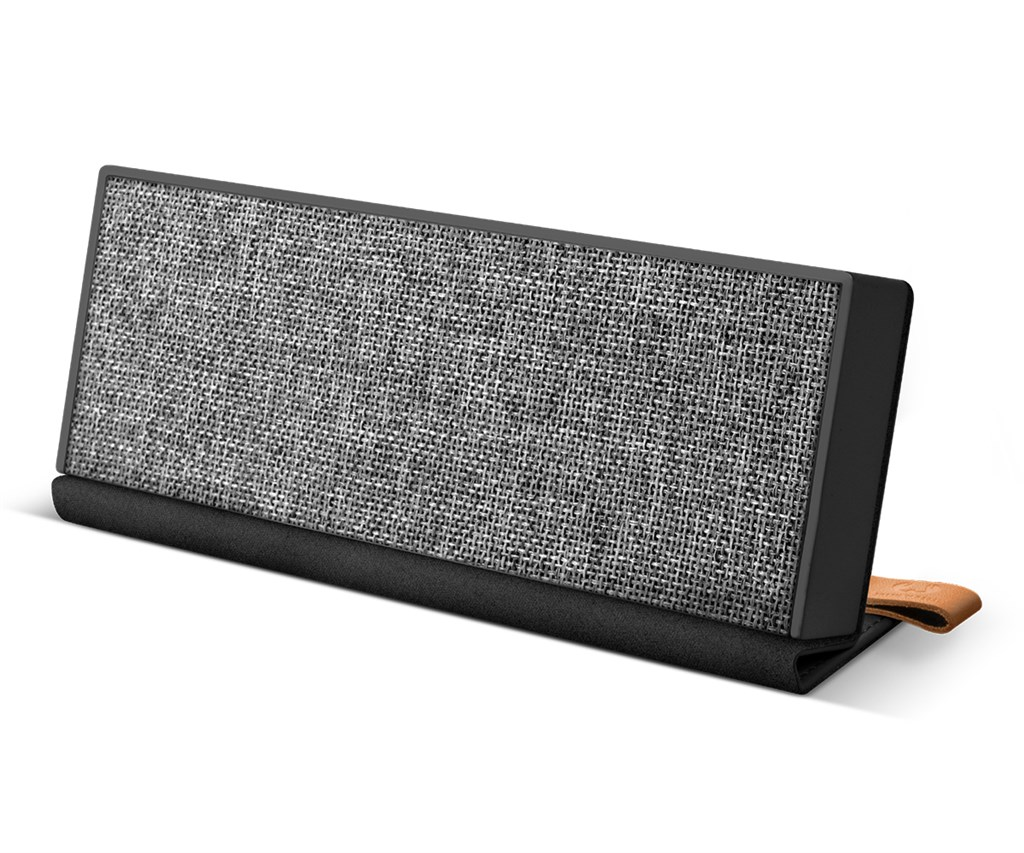 FRESH ´N REBEL Rockbox Fold Fabriq Edition Bluetooth reproduktor, Concrete, šedý
