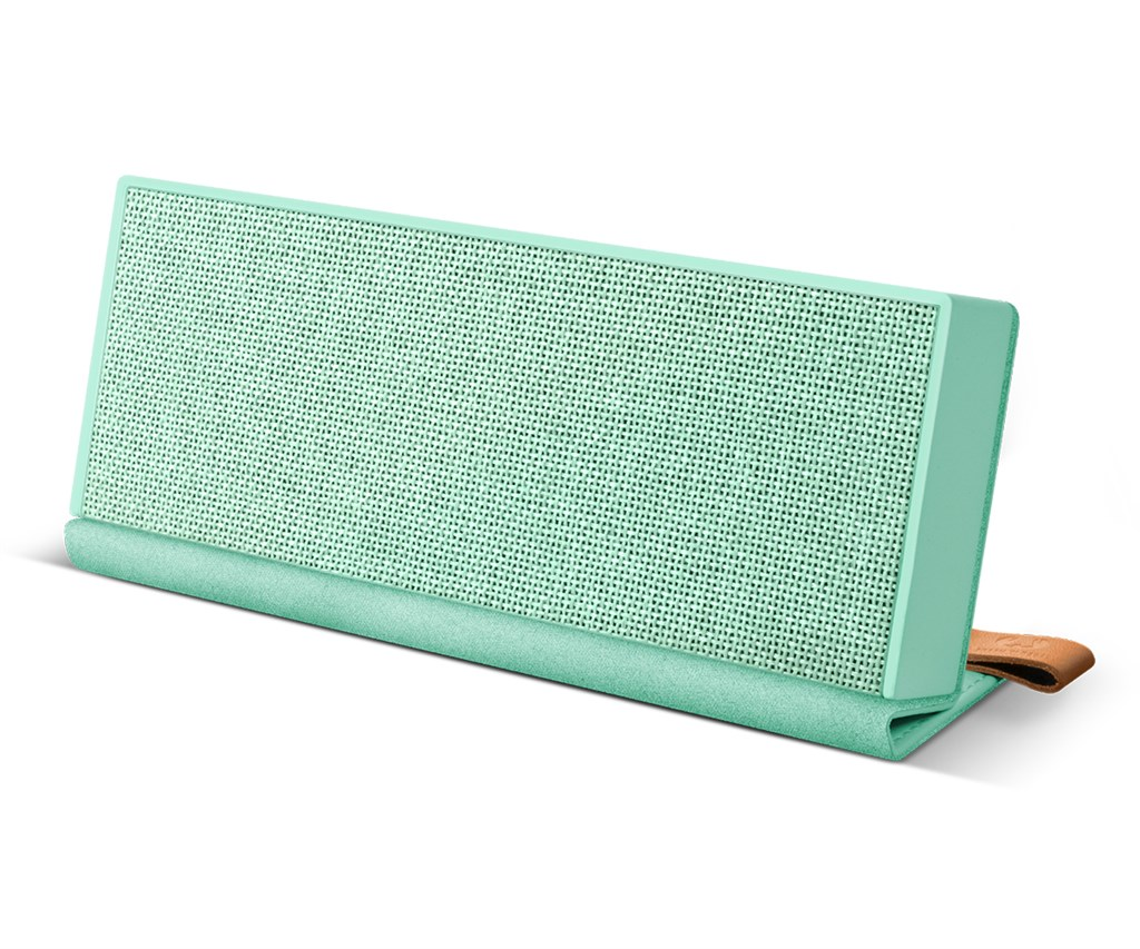 FRESH ´N REBEL Rockbox Fold Fabriq Edition Bluetooth reproduktor, Peppermint, světle zelený