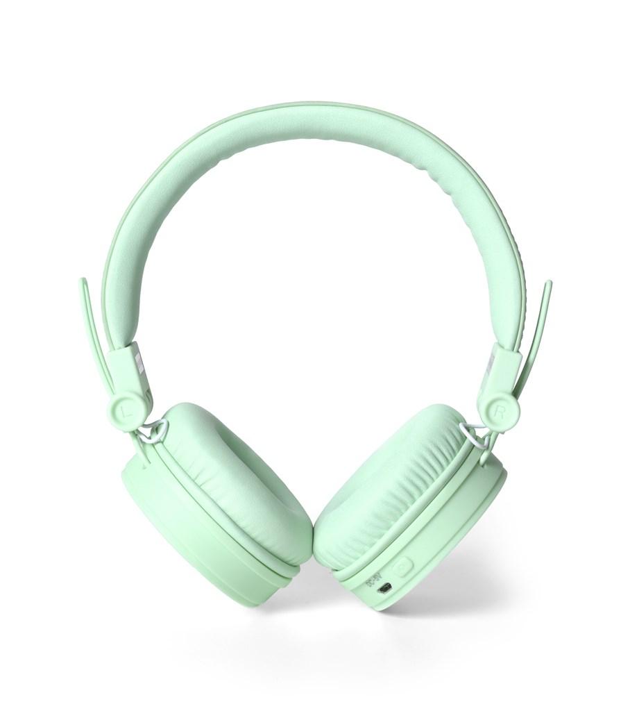 FRESH ´N REBEL Caps Bluetooth sluchátka, Peppermint, světle zelená