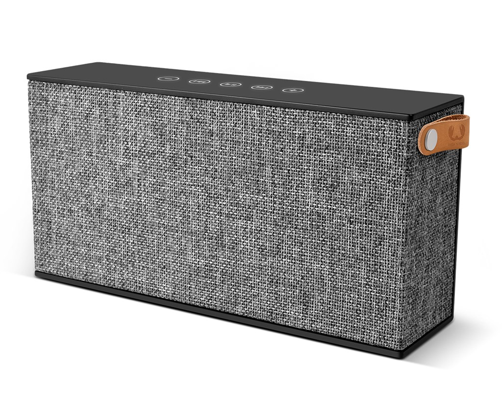 FRESH ´N REBEL Rockbox Chunk Fabriq Edition Bluetooth reproduktor, Concrete, šedý