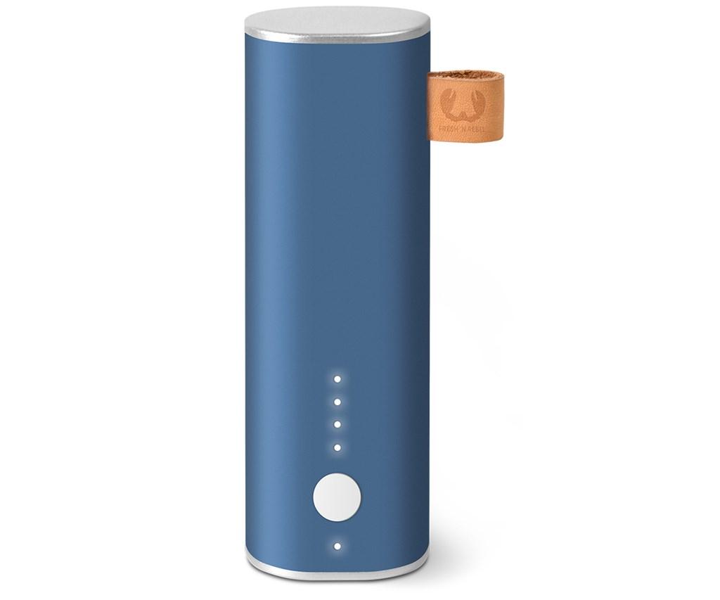 FRESH ´N REBEL Powerbank 3000 mAh, 1 A, Indigo, indigově modrá