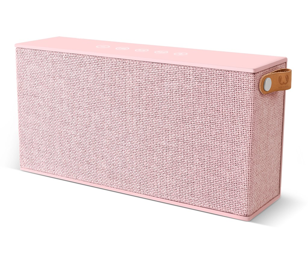 FRESH ´N REBEL Rockbox Chunk Fabriq Edition Bluetooth reproduktor, Cupcake, růžový
