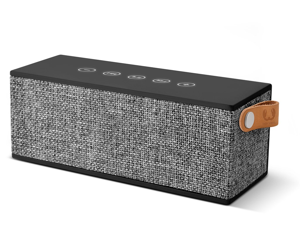 FRESH ´N REBEL Rockbox Brick Fabriq Edition Bluetooth reproduktor, Concrete, šedý