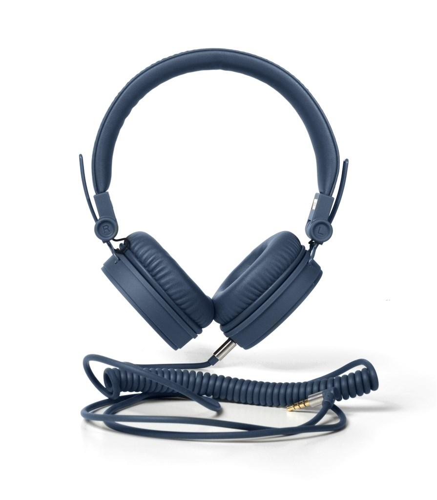 FRESH ´N REBEL Caps sluchátka, Indigo, indigově modrá