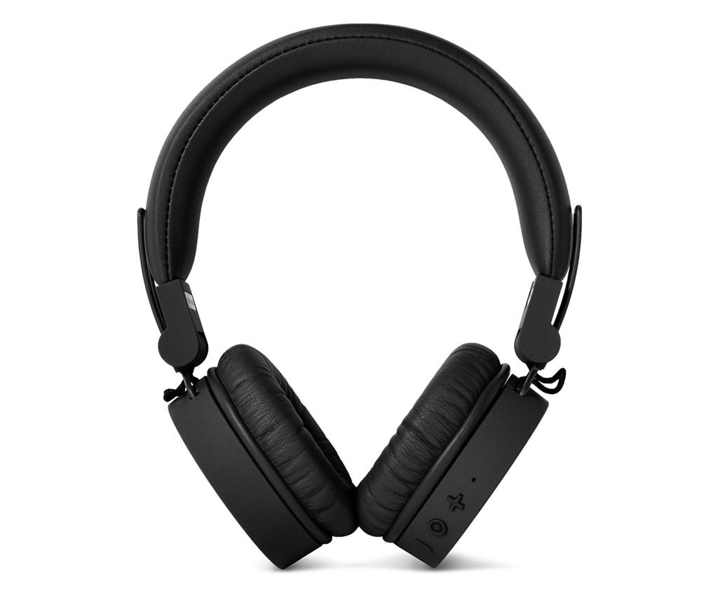 FRESH ´N REBEL Caps Bluetooth sluchátka, Ink, černá